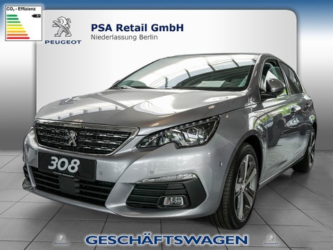 Peugeot 308 130 Stop & Start Allure