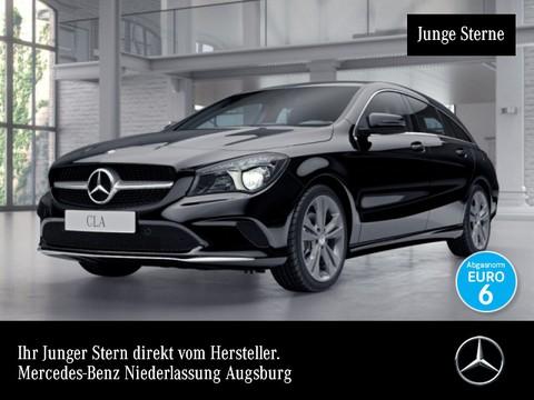 Mercedes-Benz CLA 220 d SB Urban Sitzkomfort