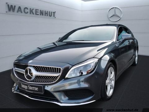Mercedes-Benz CLS 350 Shooting Brake d AMG