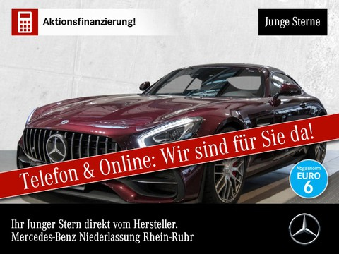 Mercedes-Benz AMG GT S Cp Dynamic Carbon Aerop 187 TE