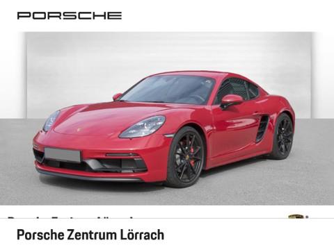 Porsche Cayman 718 GTS Geschäftswagen AD