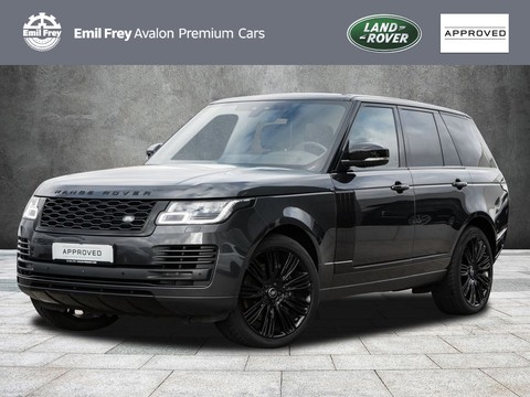 Land Rover Range Rover SDV8 Vogue