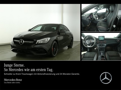 Mercedes CLA 45 AMG PanoDach