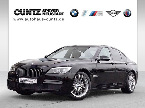 BMW 730 d Limousine M Sportpaket HK HiFi Dyn
