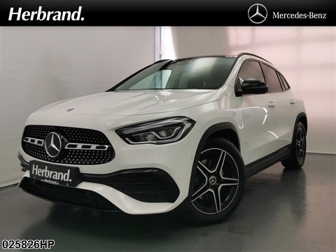 Mercedes-Benz GLA 200 d AMG NIGHT AUGMENTED °