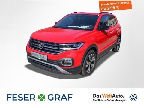 Volkswagen T-Cross 1.0 TSI UNITED OPF