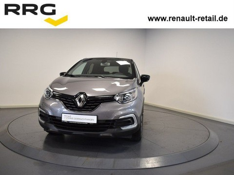 Renault Captur 1.3 TCe 130 EU6d-T Limited und In