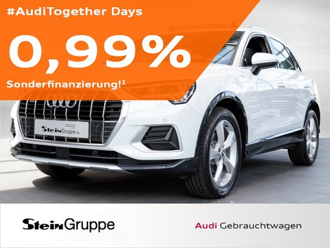Audi Q3 advanced 35 TDI quattro