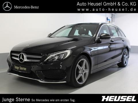 Mercedes-Benz C 350 e T AMG PSHD ° Ambientebel