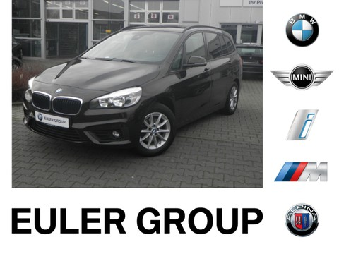BMW 216 Gran Tourer d Advantage Multif Lenkrad 16