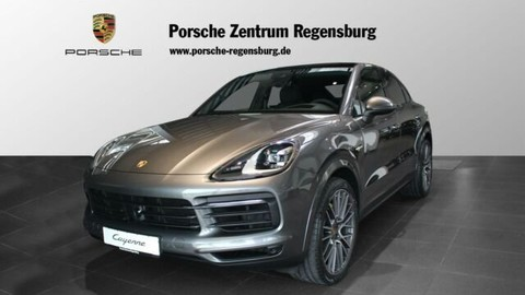 Porsche Cayenne Hybrid Coupé