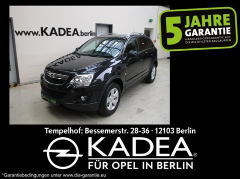 Opel Antara 2.2 Design Edition