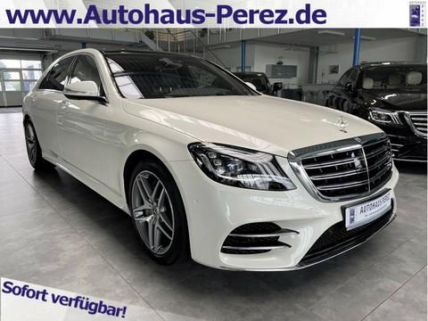 Mercedes-Benz S 560 L AMG NIGHTVISION-MASSAGE-TV FOND-CHAUF