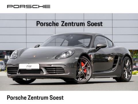 Porsche Cayman 2.5 718 S 20MM FAHRWERK 20 CONNECT
