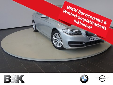 BMW 520 dA Limousine
