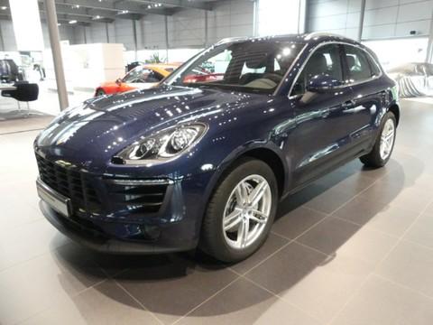 Porsche Macan S Diesel El