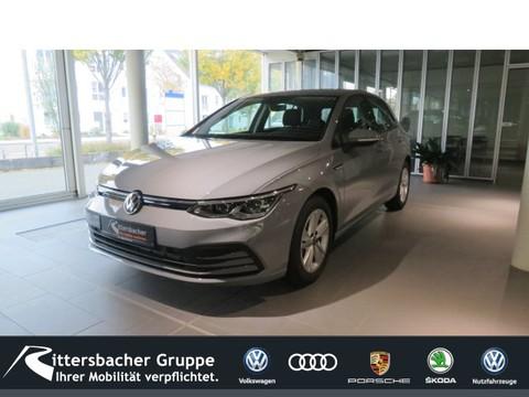 Volkswagen Golf VIII Life Digital