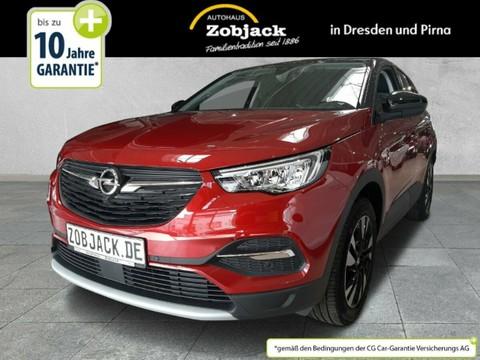 Opel Grandland X 1.2 Elegance T Automatik