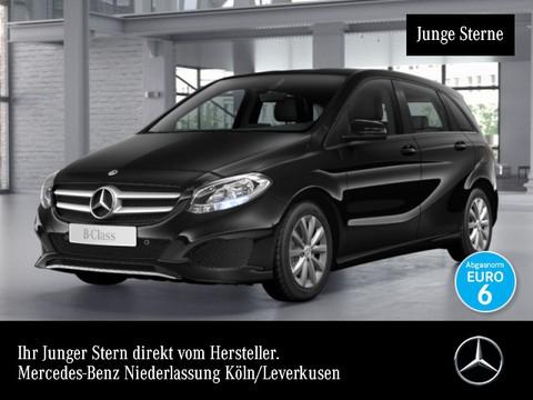 Mercedes-Benz B 200 d Sitzkomfort