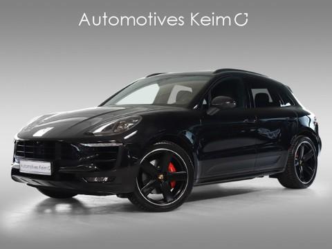 Porsche Macan GTS BURMESTER CARBON