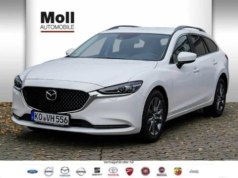 Mazda 6 2.0 Kombi Center-Line