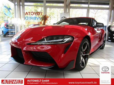 Toyota Supra GR Coupe Premium-Paket