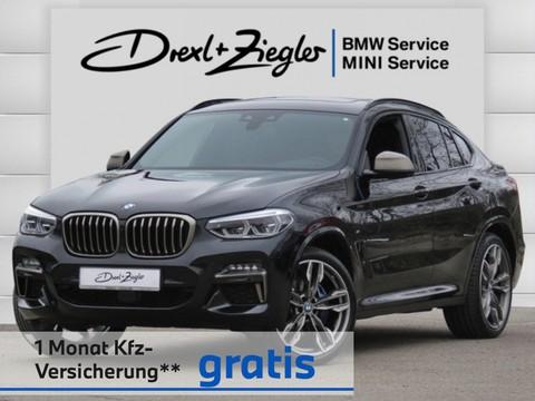 BMW X4 M40 d H&K Alu21 Alu21 GSD