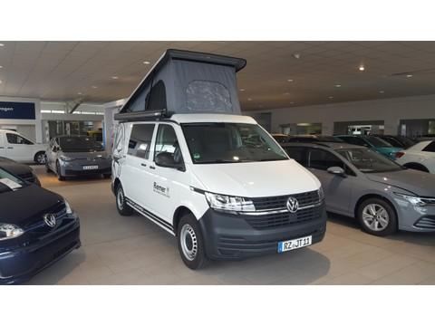 Volkswagen T6 1 Transporter SkyCamper plätze Küche Aufstelldach