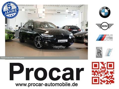 BMW 435 Gran Coupe xDrive D GranCoupe Sport Line 19Zoll GSD