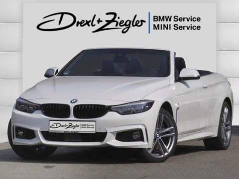BMW 440 i xDrive Cabrio M Sport H&K