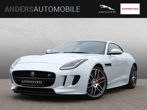 Jaguar F-Type Coupe R AWD Black