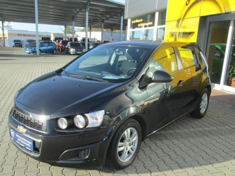 Chevrolet Aveo 1.4 74KW 100PS