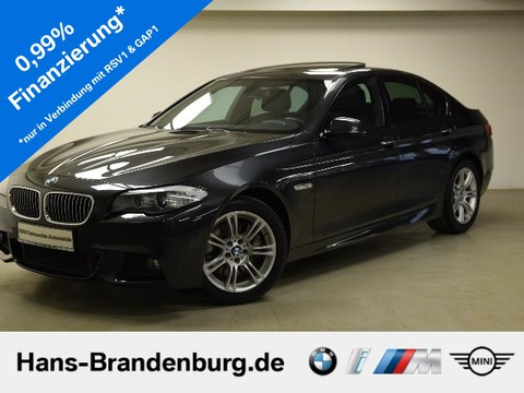 BMW 535 dA Limousine 225 - EUR M-Sportpaket GSD 4xSitzh