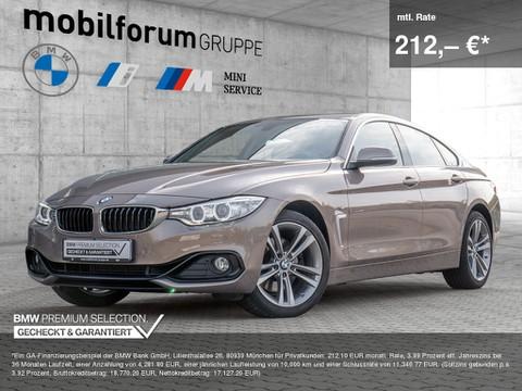 BMW 428 i Gran Coupé xDrive