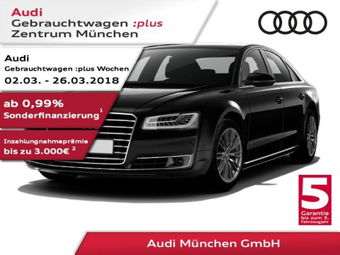 Audi A8 4.2 TDI betterVision