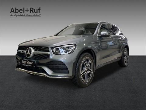 Mercedes-Benz GLC 220 d AMG MBUX