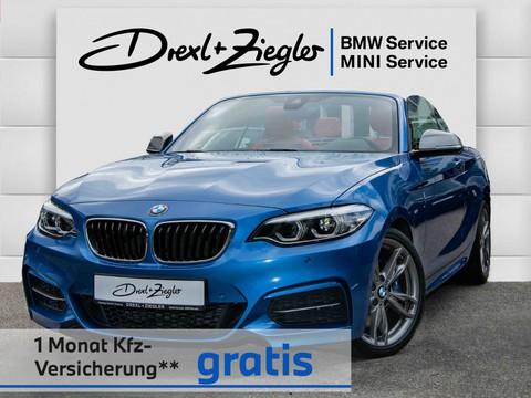 BMW M240i xDrive Cabrio N-Prof H&K Komfzg