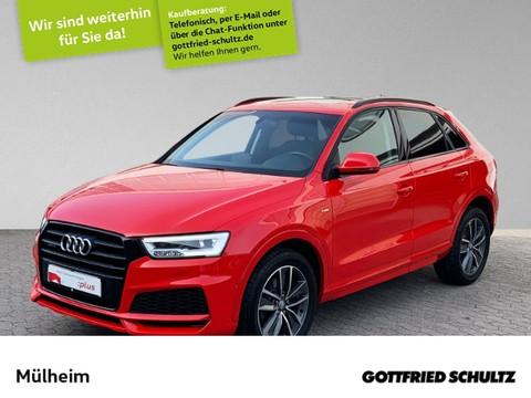 Audi Q3 2.0 TFSI quattro OPTIK-BLACK
