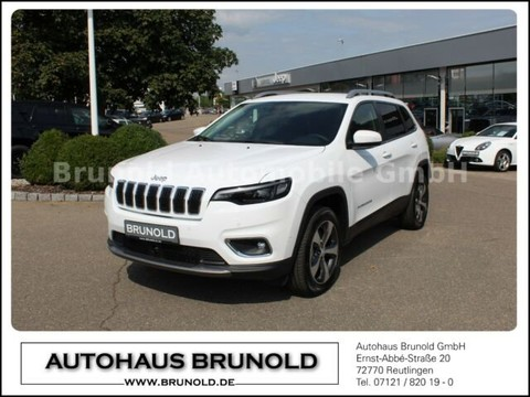 Jeep Cherokee 2.2 l MultiJet AT9 Limited MY19