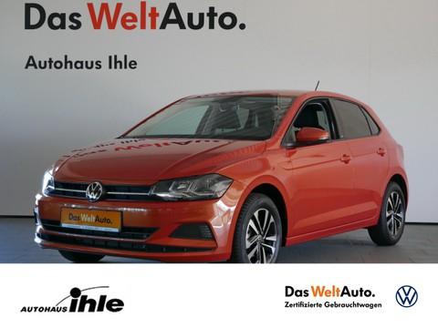 Volkswagen Polo 1.0 TSI United Gar 2025