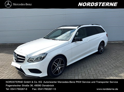 Mercedes-Benz E 250 T AMG Night ° EASY PACK