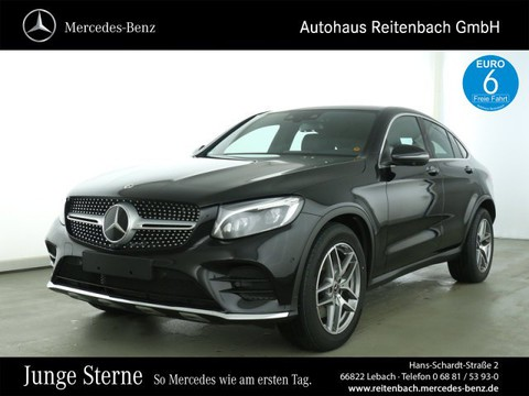 Mercedes GLC 350 d coupe AMG