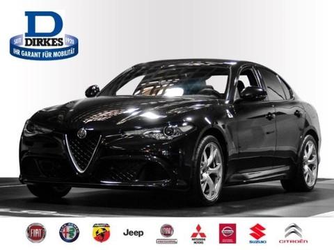 Alfa Romeo Giulia 2.9 Quadrifoglio Bi-Turbo