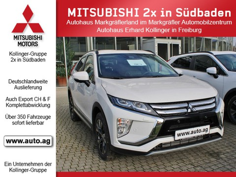 Mitsubishi Eclipse Cross INTRO EDITION