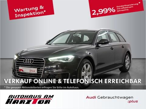 Audi A6 2.0 TDI Avant Anhängekupplung