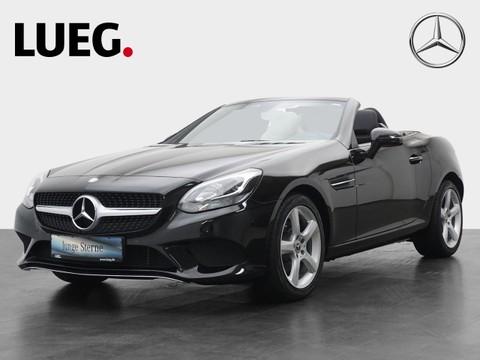 Mercedes SLC 180 Panodach