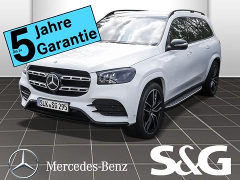 Mercedes-Benz GLS 400 d AMG line Burmester Sitzkli