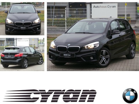 BMW 220 Active Tourer Sport Line