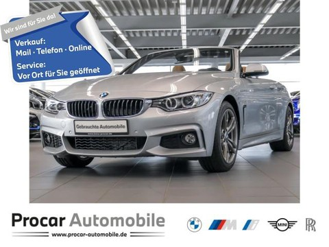 BMW 420 d Cabrio M Sportpaket