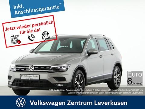 Volkswagen Tiguan 1.5 TSI Comfort